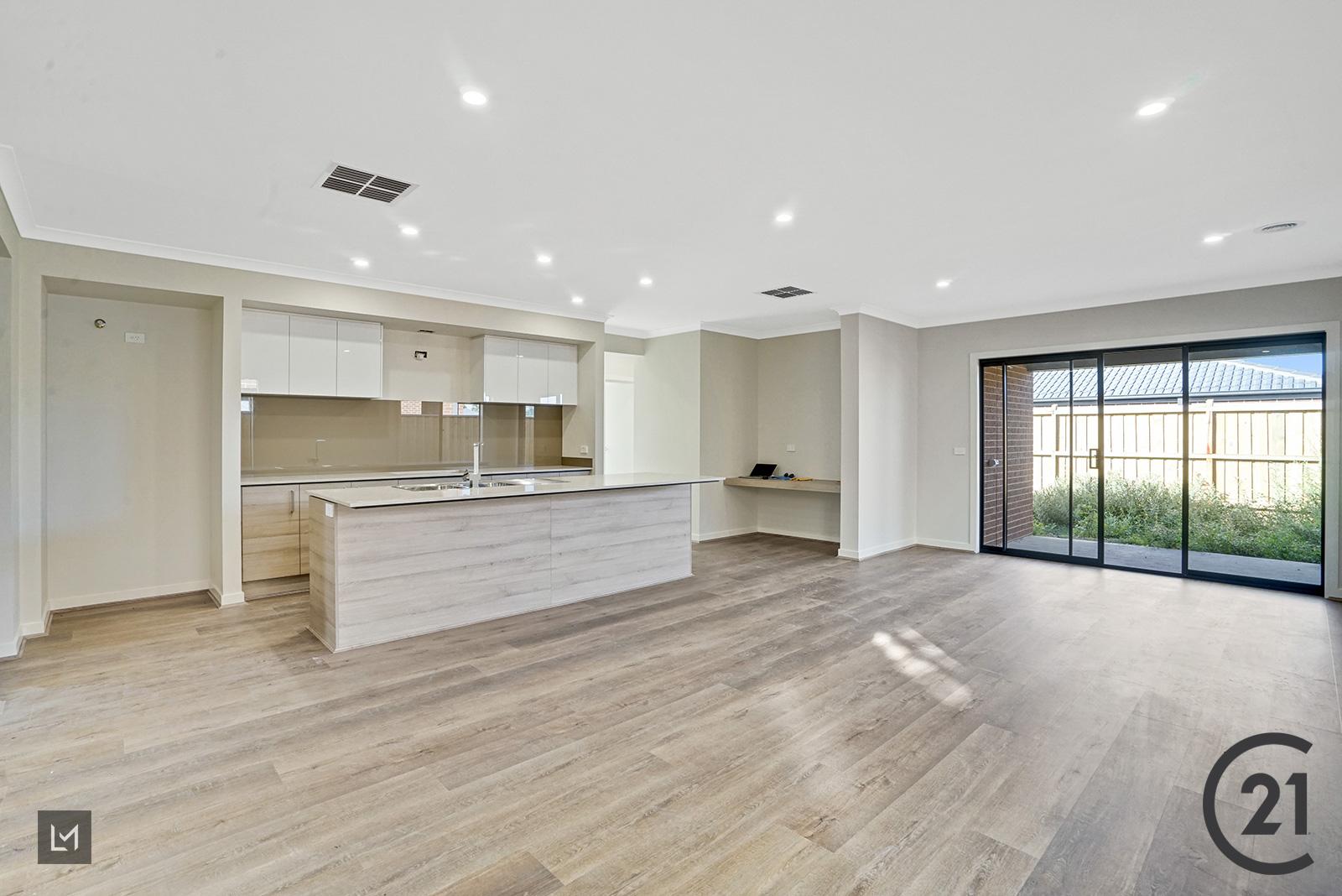 Photo immobilière de la cuisine d'une maison