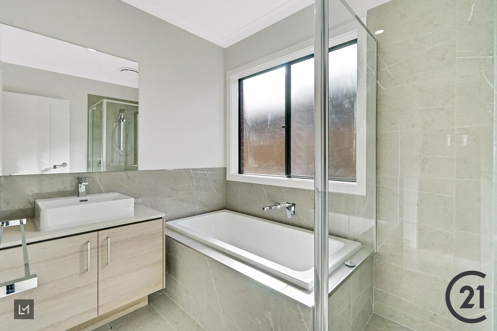 Photo immobilière d'une salle de bain
